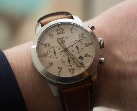 Stylish Analog Smartwatches