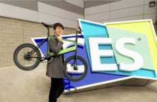 Commuter-Friendly E-Bikes - The 'Yunma EVELO' Recently Debuted at CES 2016