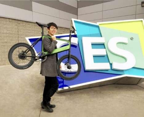 Commuter-Friendly E-Bikes