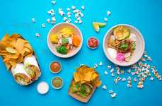 Grain-Based Raw Seafood Bowls - My Ceviche is a Quick Service Restaurant Focusing on Fish