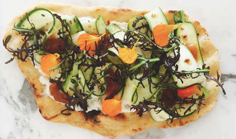 Plant-Based Pizzerias - '00 + Co' Will Exclusively Serve Vegan Pizzas in NYC