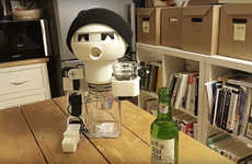 The Bro-Bot Ensures That You Never Drink Alone