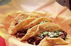 Seasonal Organic Taquerias - 'Rreal Tacos' is a Place to Make Your Own Taco with Local Ingredients
