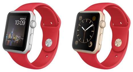 Luxurious Zodiac Smartwatches - Apple is Celebrating Chinese New Year with a New Apple Watch Sport