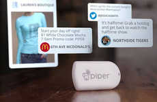 Smartphone Coupon Campaigns - McDonald's Fast Food Restaurants in Georgia Trial Beacon Technology