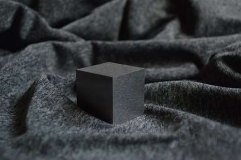 Ultra-Dense Metal Cubes - 'KUBOS' is a Cube Made of Aerospace-Grade Solid Tungsten