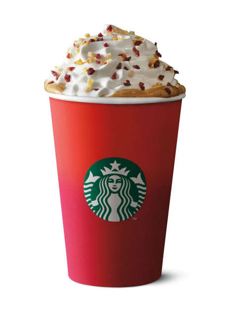 Fruitcake-Flavored Lattes - The Starbucks Panettone Latte Was Inspired by Italian Fruitcake