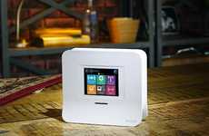 Security System Routers - The Securifi Almond 3 is Unveiled at CES 2016 as a Feature-Rich Successor