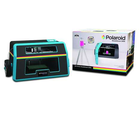 Photography Brand 3D Printers
