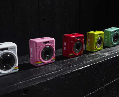 Color-Coated Digital Cameras