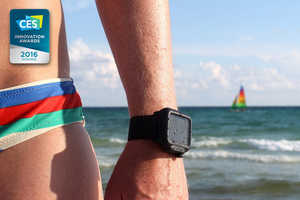 This Catalyst Apple Watch Case from CES 2016 Enhances Protection