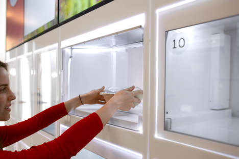 16 Self Service QSR Innovations - From Pizza Ordering Kiosks to Staff-Free Coffee Houses