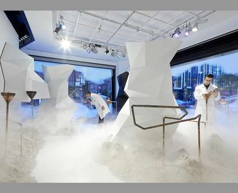 50 Hedonistic Retail Concepts