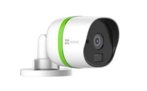 4K Security Cameras - The 'Ultra4' Camera from 'EZVIZ' Made Its Debut at CES 2016