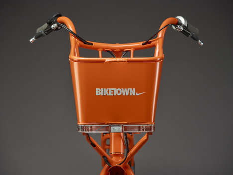 Branded Bike-Share Programs - Nike BIKETOWN is a Joint Initiative with the City of Portland