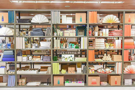 In-Store Danish Design Pop-Ups - Nordstrom Will Be Featuring the HAY Mini Market in Seven Stores