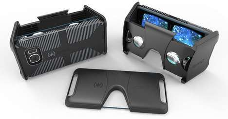 VR Phone Cases - The Speck Pocket VR is a Collapsible Accessory for the iPhone 6 and the S6