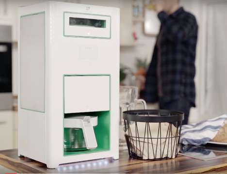 All-in-One Coffee Makers - The New 'Bonaverde' Coffee System Connects Users to Farmers