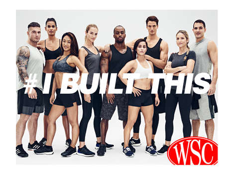 Mindful Fitness Campaigns - New York Sports Clubs' Latest Ads is Actively Encouraging
