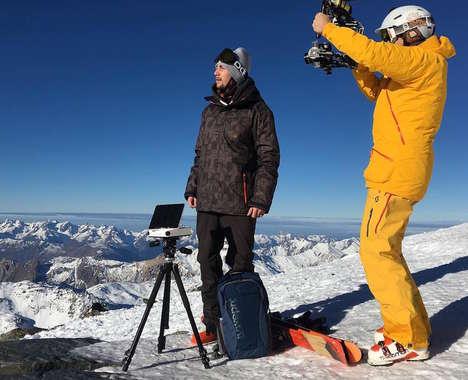 Solar-Power Photography Tools