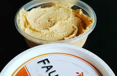 "Dairy-Free Cheese Spreads - 'Fauxmage' Specializes in Creating Dairy-Free ""Cheese from Trees"""