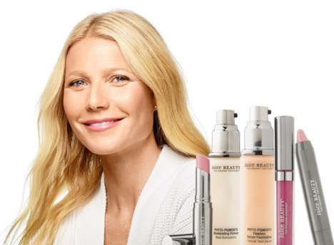 Organic Celebrity Cosmetics - Gwyneth Paltrow Created Juice Beauty's Phyto-Pigments Color Line