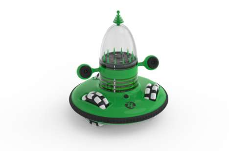 Modular Gaming Robots - The 'ZoZobot' Game Robot Offers Intuitive Fun for the Whole Family