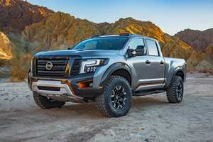 The Nissan Titan XD Warrior is an Off-Road Pickup Truck with Style