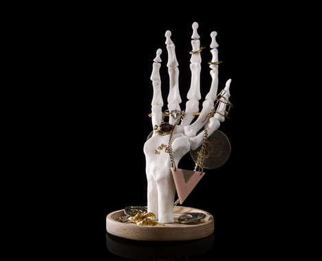 Skeletal Jewellery Tidies