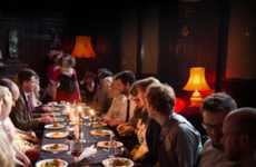 Interactive Dining Events - This Restaurant Combines Interactive Theatre with Fine Dining