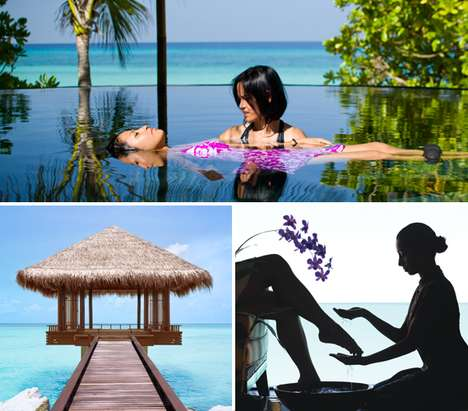 Personalized Sun Protection Plans - This Luxury Spa Treatment Provides Tailored Skin Remedies
