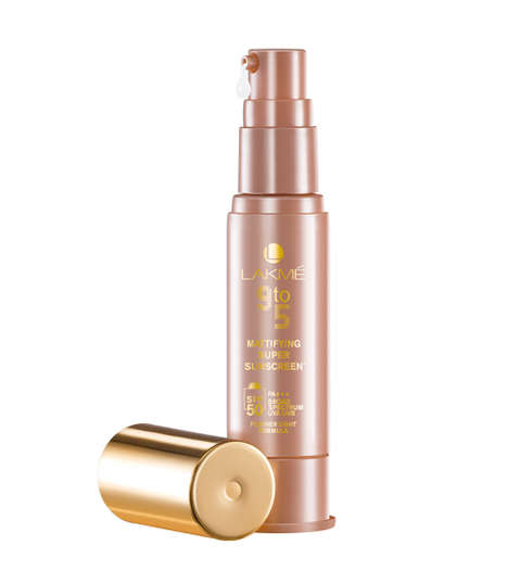 Oil Control Sunscreens - Lakme India's Mattifying Sunscreen Leaves Skin Protected and Smooth
