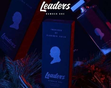 Political Russian Perfumes - The Leaders Number One Fragrance is Inspired by the President of Russia