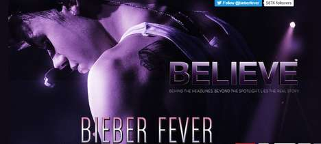 Digital Pop Star Communities - The Bieber Fever Fan Club is a Place for Beliebers to Connect Online