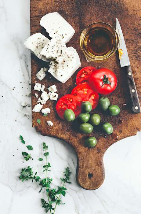 Nut-Based Feta Recipes - This Dairy-Free Homemade Cheese is Made from a Base of Almonds