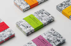 Botanical Organic Hard Candies - Sweet Botanicals is an Organic Hard Candy Brand with Style