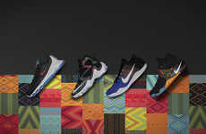 Nike's 2016 Black History Month Collection Boasts Vibrant Colorways