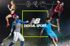 Tech-Conscious Sport Brands - The New Balance Digital Sport Division is Announced at CES 2016