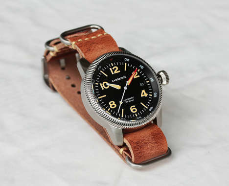 Sleek Aviation Watches