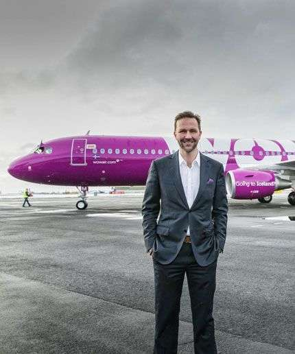 Cost-Effective Airlines - Iceland's WOW air Offers Cheaper Flights from the U.S. to Europe