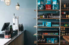 Hobbyist Beer Shops - 'BottleDog' Sells DIY Brewing Tools and Ready-Made Beer