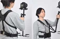 Secure Wearable Tripods