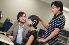 Powerful Brainwave Monitors - This Wearable EEG Cap Enables Mobile Brain Monitoring