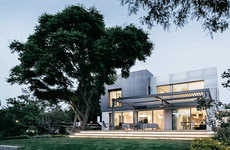 Boxy Aluminum Homes
