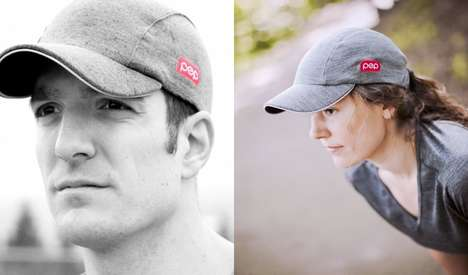 Knitted Running Caps - Pettete Endurance Project's Signature Running Hat is Made From Merino Wool