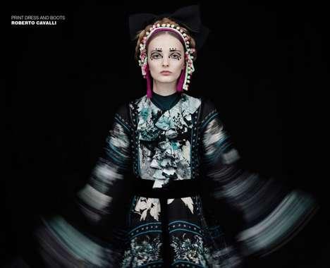 Futuristic Folk Fashion