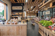 Traditional Culinary Boutiques - Romanian Flavors is a Bucharest Grocery Store with Style