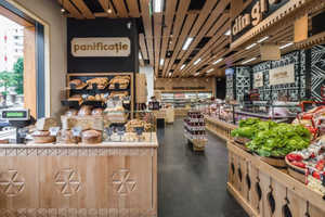 Romanian Flavors is a Bucharest Grocery Store with Style