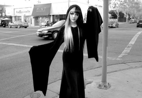 Urban Occult Lookbooks - This Killstar Fashion Catalog Highlights Witchy Wardrobe Picks