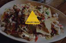 Nacho-Only Restaurants - This Bay Area Restaurant Specializes in Gourmet Nachos